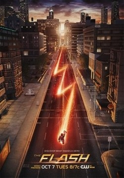 Флэш (Вcпышка) — The Flash (2014-2019) 1,2,3,4,5 сезоны